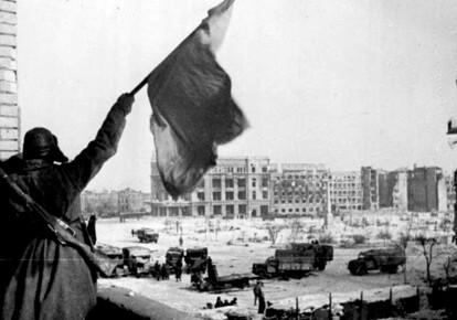 У Росії викликають на допити свідків Сталінградської битви/historiahoy.com.ar