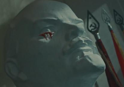 Кадр із кліпу Тілля Ліндеманна