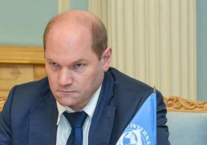 Сотрудник МВФ Вим Фонтейн