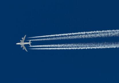 Ученые предлагают производить углекислое топливо для самолетов