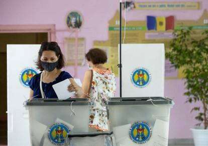 В Молдове состоялись парламентские выборы