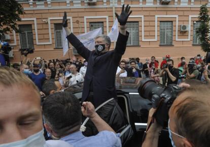Петро Порошенко лідирує у Львові в рейтингу симпатій. Фото: УНІАН