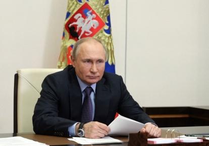 Вдадимир Путин ввел в действие новую Стратегию национальной безопасности РФ