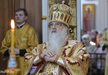 Почесний Патріарший екзарх всієї Білорусі Філарет