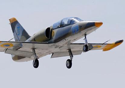 """Учебно-тренировочный самолет Л-39 """"Альбатрос"""""""