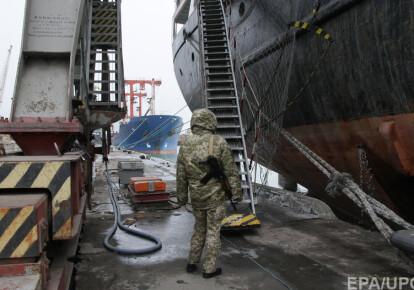 Верховная Рада расширила возможности Морской охраны и пограничников