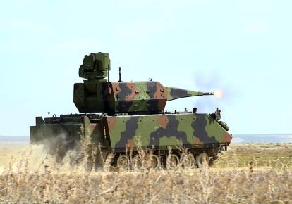 Зенитный артиллерийский комплекс Korkut