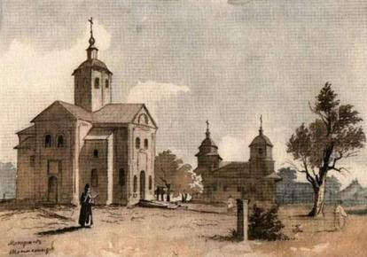 Мотронинський монастир - центр визвольної боротьби Холодного Яру