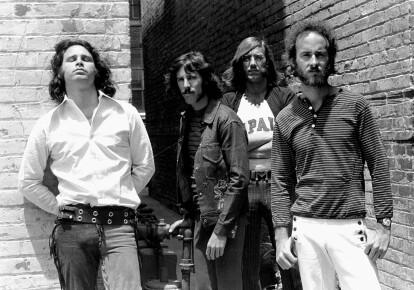 Участники группы The Doors