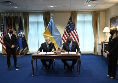 Володимир Зеленський і Андрій Таран у США
