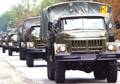 Военные ЗИЛ-131 / aif.ua