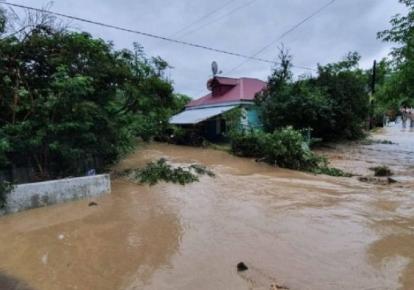 Наводнение в Крыму 4 июля