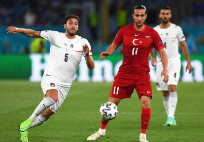 Євро-2020 відкрився матчем Італія — Туреччина