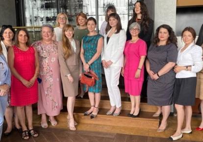 Участницы Business Woman Club