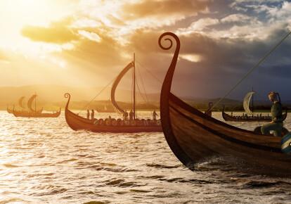 Деякі «вікінги» взагалі не мали генетичного походження вікінгів, як з'ясували дослідники