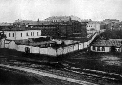 Печально знаменитый Орловский централ - место пребывания харьковских заложников в июле-октябре 1919-го