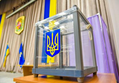 Руслан Стефанчук презентовал законопроект «О местном референдуме»
