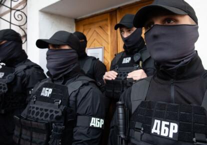 ГБР вручило подозрение экс-сотруднику Госпогранслужбы. Фото: УНИАН