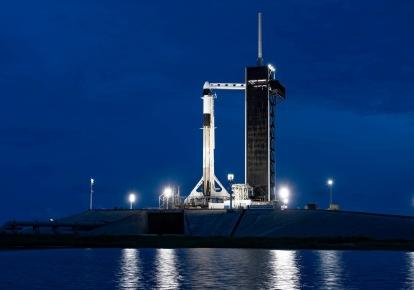 Компанія SpaceX відправила на орбіту чотирьох цивільних космонавтів