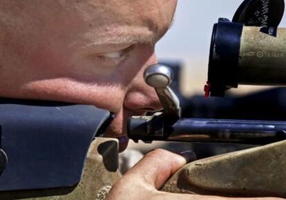 Нарушение тишины на Донбассе