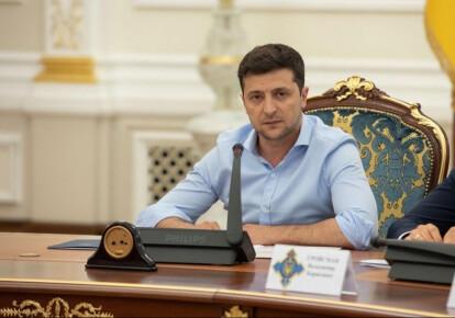 Заседание СНБО при участии Владимира Зеленского пройдет 4 декабря. Фото: Офис президента