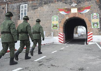 Російський військовий затриманий у Вірменії за підозрою у вбивстві місцевої жительки
