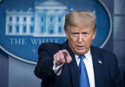 Дональд Трамп / Getty Images