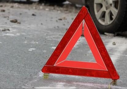 Авария произошла на дороге Черкассы-Золотоноша