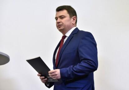 Назначение на должность директора НАБУ Артема Сытника признано неконституционным