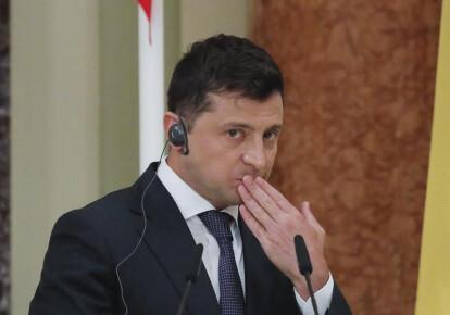 Владимир Зеленский / EPA/UPG