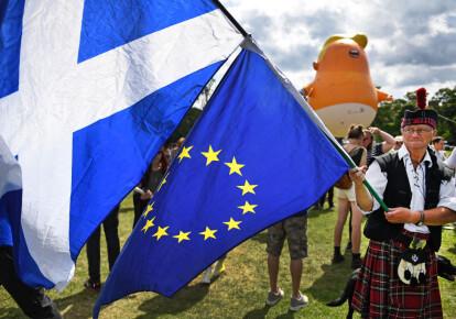 ЄС створить військову базу в Шотландії