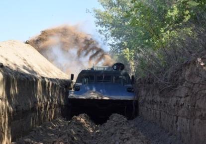 На Сумщине строят фортификационные элементы возле границы с РФ