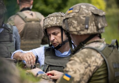 Фото Офісу президента України