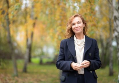 Психологиня Марина Романенко