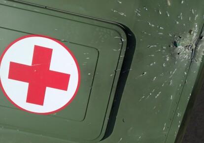 На Донбассе погиб военный медик. Фото: Штаб ООС