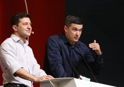 Володимир Зеленський і Михайло Федоров