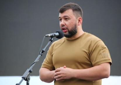 Денис Пушилин начал угрожать украинской армии