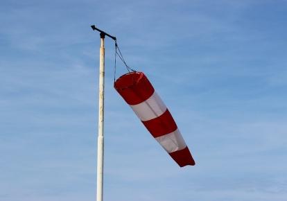 Возможны порывы ветра 15-20 м/с