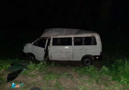 На Львовщине в ДТП погибли два человека