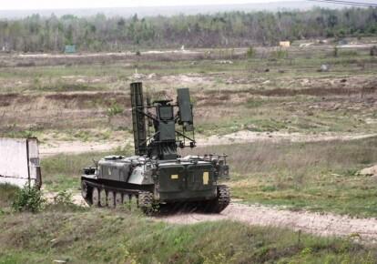 """Модернизированный зенитный ракетный комплекс """"Стрела-10"""" / Минобороны Украины"""