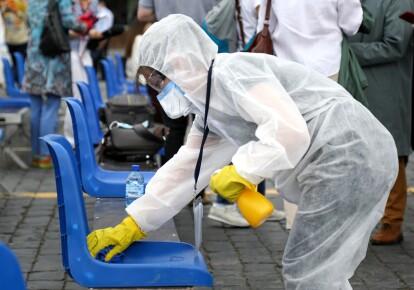 В Германии количество инфицированных приближается к 2,3 млн