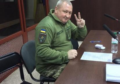 Печерский суд постановил арестовать генерал-майора Дмитрия Марченко. Фото: LIGA.net