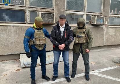 Задержание СБУ агента ФСБ России
