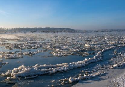 На реках бассейна Припяти ожидается половодье