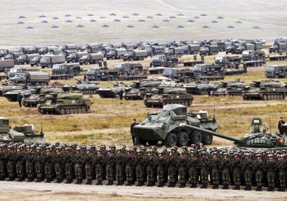 Росія нарощує війська на кордоні з Україною/mediabum.info