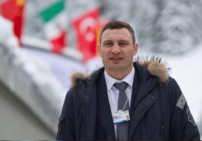 Фото: facebook.com/Виталий Кличко