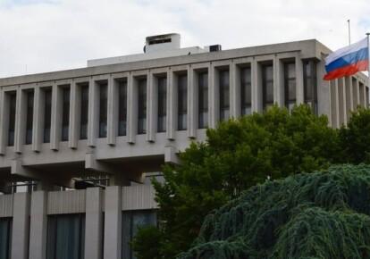 Посольство Росії у Франції