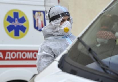 Украина официально переживает третью волну COVID-19