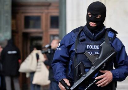 Поліцейський в Бельгії