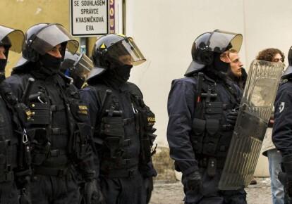 Спецоперація в Чехії